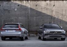 Volvo: la Serie 90 con tecnologia V2V entro l'anno