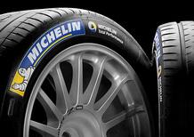 Formula E, ecco Michelin Pilot Sport EV2, la gomma per la stagione 2016/2017