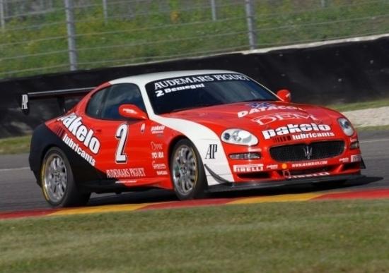Trofeo Maserati: la tappa del Mugello