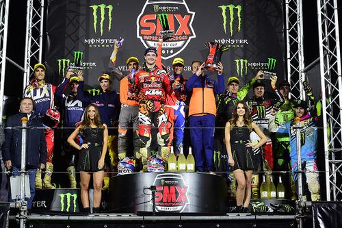 SMX 2016. KTM si aggiudica la prima edizione del SuperMotocross (3)