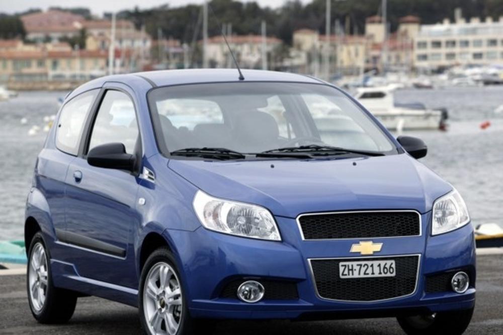 Chevrolet Aveo 3p News Automoto