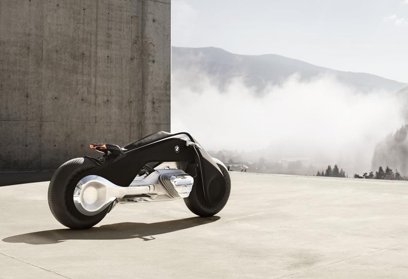 BMW Motorrad VISION NEXT 100: il futuro è arrivato (4)