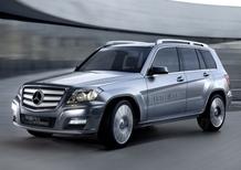 Mercedes GLK Vision Bluetech Hybrid