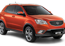 Ssangyong Actyon (2012->>)