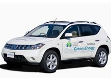 Bioetanolo per Nissan Murano