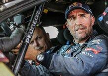 """Dakar 2017. Peterhansel: """"La pressione è rimasta là, ora c'è il meglio, il puro piacere"""