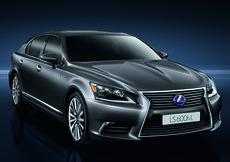 Lexus LS (2012->>)