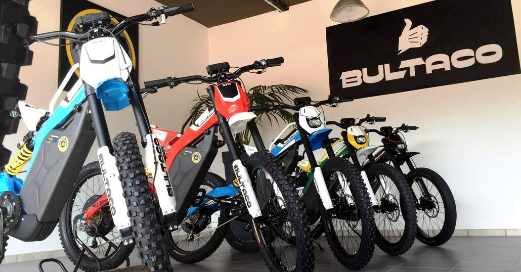 Electric Moto Bike: Bultaco Brinco arriva in Italia