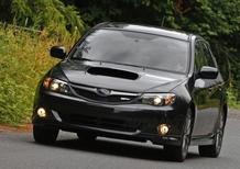 Subaru Impreza WRX e GT