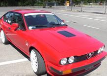 Epoca auto e personaggi: Alfa Romeo Alfetta GTV 2.5 Gruppo A [Video]