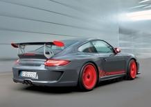 Porsche GT3 RS restyling 2010