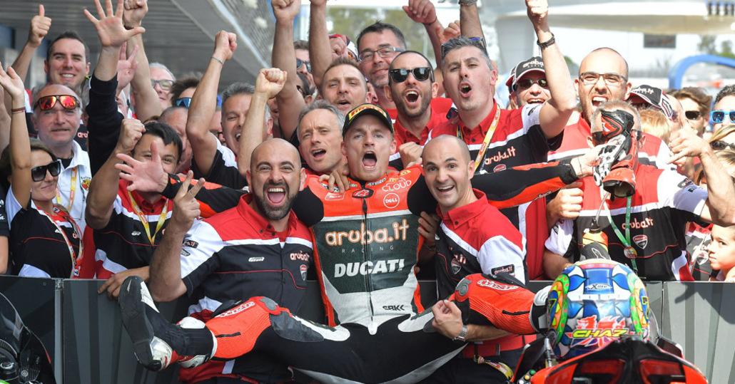 SBK Jerez. I commenti dei piloti