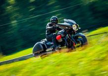 Moto Guzzi MGX-21: una bagger all'italiana