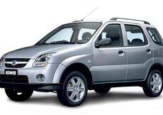 Suzuki Ignis (2003-09)