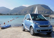 smart fortwo restyling