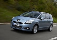 Peugeot 5008 2.0 HDi FAP 163 CV automatica
