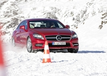 BlueEFFICIENCY: arrivano CLS 350 CDI 4MATIC e CLS 500 4MATIC