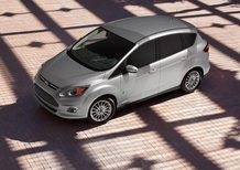 Ford C-Max: due nuove ibride a Detroit 2011