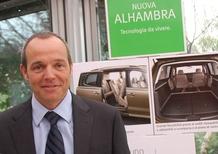 Seat Alhambra - vis à vis con Louis-Carl Vignon
