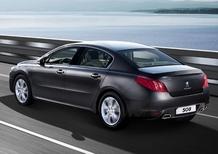 Peugeot 508: debutta anche in Cina