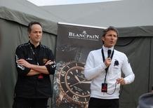 Lamborghini Super Trofeo: vis à vis con Winkelmann