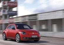 Volkswagen New Beetle - foto ed informazioni ufficiali