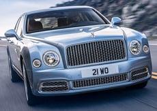 Bentley Mulsanne (2010->>)