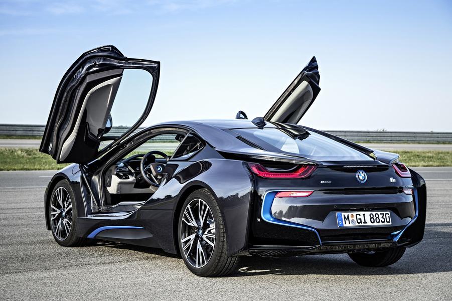 BMW i8 Coupé (2)