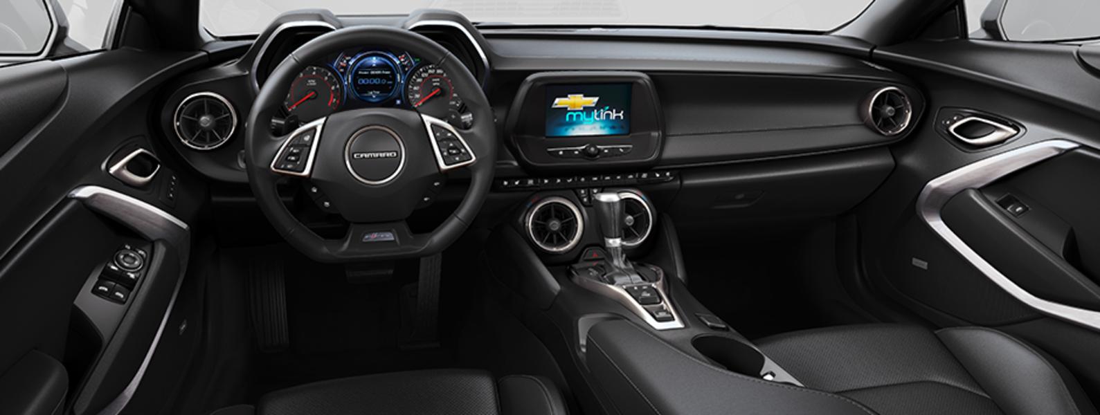 Chevrolet Camaro Cabrio Turbo aut. Cabriolet Touring (5)