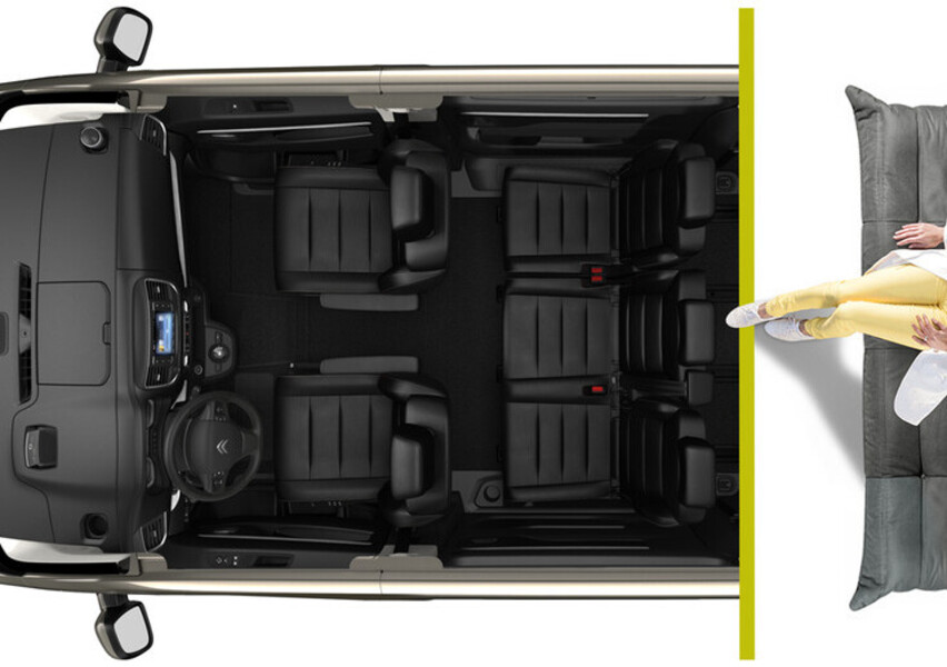 Citroen SpaceTourer Space  BlueHDi 150 S&S M Shine (3)