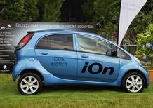 Peugeot iOn protagonista al PinC