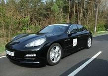 Doppia vittoria Porsche al Challenge Bibendum 2011