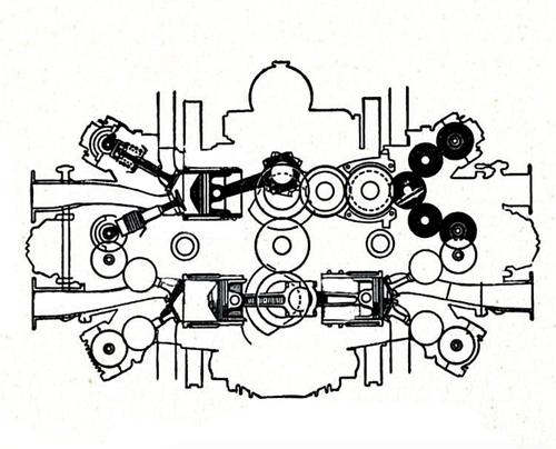 Tecnica Formula 1 1966 Arrivano I 3 000 V8 O V12