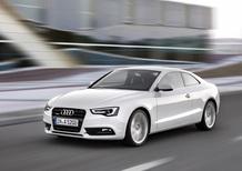 Nuove Audi A5, A5 Sportback e A5 Cabriolet