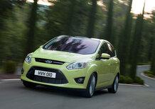 Ford: il listino prezzi di C-Max e C-Max7