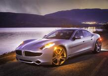 BMW: siglato accordo con Fisker per fornitura motori nuova Nina