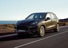 Porsche: mercato in crescita nel primo semestre 2011