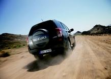 Suzuki: nel 2012 la Grand Vitara Ultimate Adventure ed altre novità