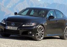 Lexus IS F M.Y. 2012