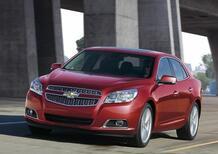 Chevrolet Malibu: prossima al debutto in Europa