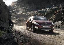Peugeot 508 RHX: da primavera 2012
