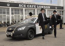 Chevrolet: una Cruze dedicata ai Blues Brothers per il centenario del brand