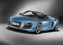 Audi R8 GT Spyder: nuovo video ufficiale