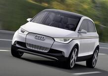 Audi A2 Concept: torna la MPV compatta