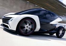 Opel One Euro Car: elettrica cittadina