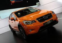Subaru al Salone di Francoforte: tutte le foto