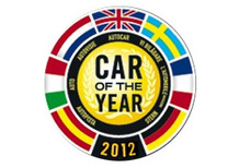 Car of the Year 2012: la lista delle concorrenti
