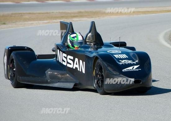 Nissan DeltaWing: a Le Mans con audacia