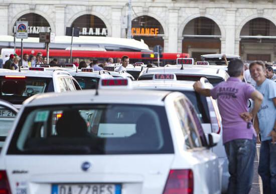 FIA: bocciati i taxi romani e promossi quelli di Milano