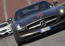 AMG Driving Academy a Franciacorta